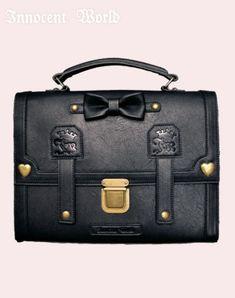 Emblem School Bag