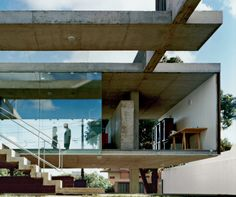 Living in millennium book contemporary house