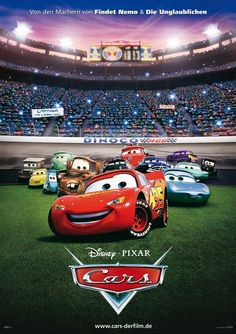 Cars..my son and i looove this movie! =)