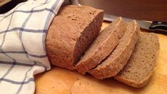 Homemade Whole Wheat Bread – Tulayca Yemek - Essen und Trinkenn Whole Wheat Bread, Bon Appetit, Banana Bread, Food And Drink, Easy Meals, Homemade, Cookies, Vegetables, Desserts