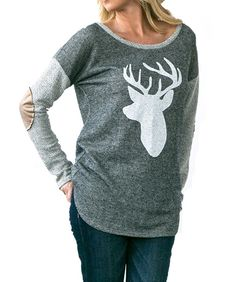 Deer Elbow Patch