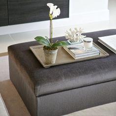 Gorgeous ottoman coffee table