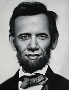Ron English. Abraham Obama Series. Bienal del Cartel Bolivia BICeBé® 2013