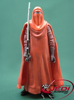Star Wars Action Figure Emperor's Royal Guard (Coruscant Security), Star Wars SAGA