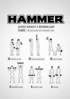 Hammer Workout