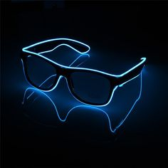 Led Glow Party Glasses