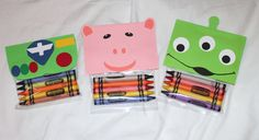 Toy Story Party Favors Alien Pig Buzz For by CherishedBlessings, $15.00