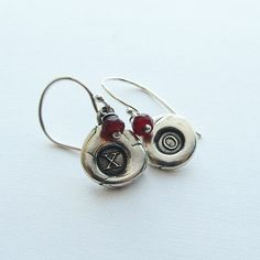 XO Earrings - hugs and kisses! Perfect gift for Valentine's Day, graduation, etc.