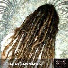 """AnnaCarolina (marzo 2014) - Aiutaci a scegliere la cliente del mese mettendo un """"mi piace"""" sulla foto che preferisci :) #capelli #trieste https://www.facebook.com/GoranVilerHairSpa"""