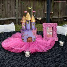 Princess center pieces