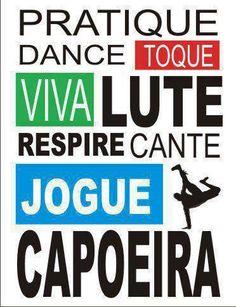 #capoeira #sports #quote