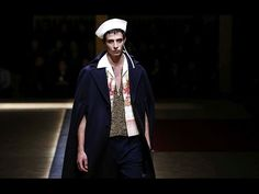 MILAN | FALL-WINTER 2016/2017 | MENSWEAR :  The 25 Best Designers / Prada | Fall Winter 2016/2017 Full Fashion Show | Menswear / (click on the link to see the entire playlist).