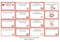 Valentine Day Crafts, Happy Valentines Day, Skirt Mini, Cute Presents, Home Management Binder, First Anniversary, Baby Girl Headbands, Present Gift, Bridal Shower Games
