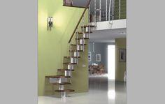 Dixi | Scale per piccoli spazi, mini scale, scale per piccoli soppalchi, scale per piccoli spazi interni, scale per spazi ridotti, scale per mansarde, scale di design, scale per mansarde, scale per soffitta