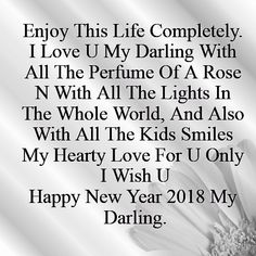 Happy New Year 2018 Wishes to Me
