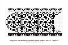 Risultati immagini per motive populare din transilvania Cross Stitch Borders, Cross Stitch Designs, Cross Stitch Patterns, Folk Embroidery, Cross Stitch Embroidery, Embroidery Patterns, Yarn Thread, Embroidered Clothes, Hama Beads