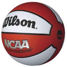 Wilson Ncaa Killer Crossover Basketball, 29.5 inch, Blue