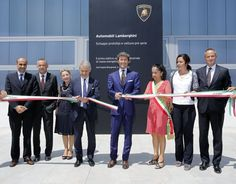Automobili Lamborghini has inaugurated a new multi storeyed industrial building in Italy for the specific development of prototypes and pre-series vehicles. This is the first such building to receive a Class A energy rating. The inauguration ceremony was attended by various officials of Lamborghini besides dignitaries from the Ministry of Environment.