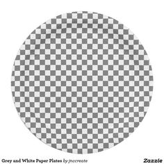 Grey And White Gingham Checkered Paper Plate  sc 1 st  Pinterest & Antique sheet music is a beautiful design for a music theme. Antique ...