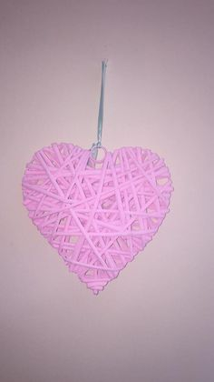 Penneys Homeware Baby Pink Heart Decoration Primark Home, Heart Decorations, Bedroom Styles, Color Themes, Pink, Baby, Inspiration, Fashion, Biblical Inspiration