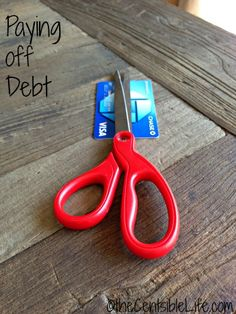 Balance Spending and Paying off Debt