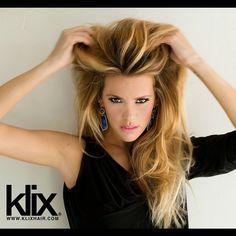 Klix Hair Extensions for beautiful hair.  #klixhairextensions  #longhairdontcare #fullhairdontcare #hairextensions #beautifulhair #hair #hairgoals #gorgeoushair #klixhair