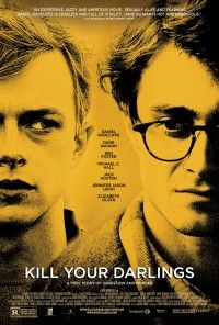 Kill Your Darlings (2013)   One of the best movies I've seen in a long time. Wonderfully shot. Brilliant performances. Dane DeHaan is to die for.