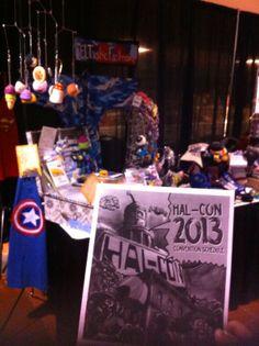 Hal-Con 2013 ©FELTasticFashion