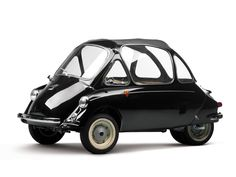 "Heinkel Kabine 153, 1 typically more than 95% of a car's energy is used just to move itself, The Carless Class is defined by eliminating this old fashioned ""car equation."" Vehicles in The Carless Class still have a full fairing but often just 3 wheels, some have pedal and most have electric assist."