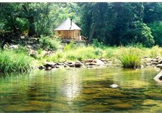 Klondyke Cherry Farm, Ceres, Western Cape on Budget-Getaways South African Holidays, Cherry Farm, Provinces Of South Africa, Natural Spring Water, Places Of Interest, Cabins In The Woods, Africa Travel, Holiday Destinations, Weekend Getaways