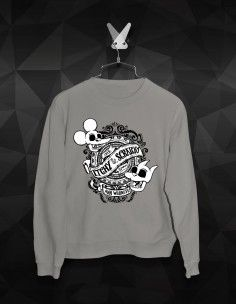 The Simpsons Women's Sweatshirt M Color, The Simpsons, Streetwear Brands, Printed Sweatshirts, White Women, Street Wear, Printing, Graphic Sweatshirt, Black And White