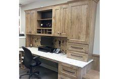 Geneva Cabinet Company | Lake Geneva, Wisconsin | Laundry, Entry, & Other Storage Areas  #office  #storage  #cabinetry