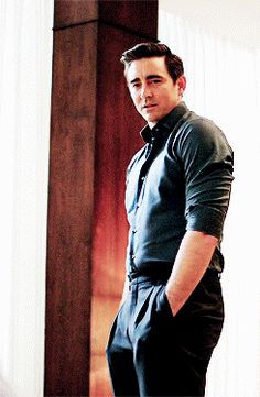 Celebrities - Lee Pace #6: because we have to survive on no news - Fan Forum