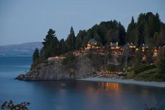 Charming - Luxury Lodge & Spa, San Carlos de Bariloche, Argentina  #Travel #Hotel