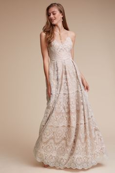 Helena Gown from @BHLDN POCKETS.
