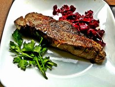 How to Cook the Perfect Indoor Steak | Grass Fed Girl