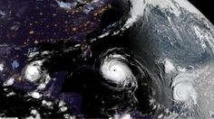 El huracán José ya es igual de potente que el Irma y sigue su estela destructora