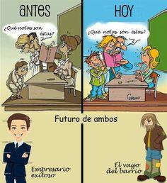 La educación empieza en casa