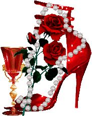 - My Desktop Nexus Beautiful Gif, Valentines Day, Christmas Wreaths, Holiday Decor, Rose, Floral, Gifs, Afrikaans, Stilettos
