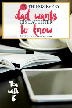 Being there to support and protect our daughters are just a few of our jobs. Along with that, there are three things every dad wants his daughter to know. Click...