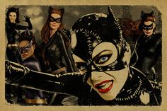 Catwomen poster by Uncle Gertrude´s.
