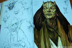 The Art of Iain Mccaig - Shadowline Art Book Review