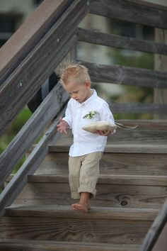 Cutest Ring Bearers Ever! ~ we ♥ this! moncheribridals.com