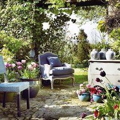 Plantas para crear sombra en el jardín