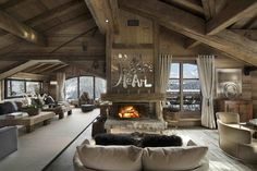 Chalet Pearl-Courchevel 1850-05-1 Kindesign
