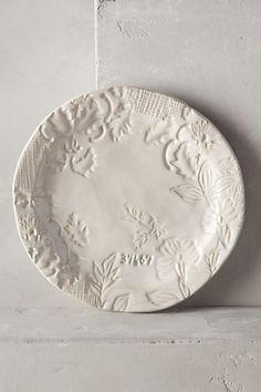 Anthropologie - New Arrivals Pottery Plates, Glazes For Pottery, Ceramic Plates, Ceramic Pottery, Ceramic Art, Wabi Sabi, Fresh Farmhouse, Ivy House, Winter Wedding Inspiration