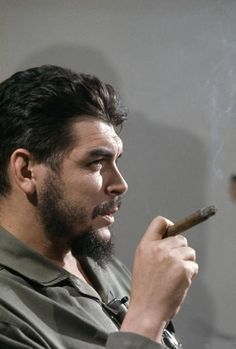 vintage everyday: Che Guevara and Fidel Castro in CUBA, 1964