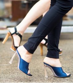 Mules, Mules, Mules! // #Fashion #StreetStyle