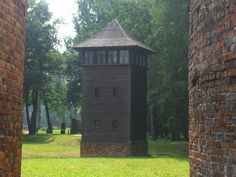 Auschwitz II-Birkenau. Pic by Artur Chmielewski, ASG member.