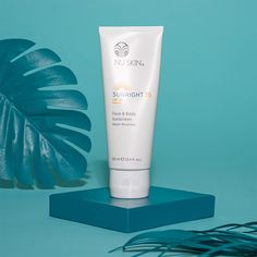 So Summer Collections 20% OFF  Week 1   Visit link in bio to shop.   Promote youthful looking skin with Nu Skin Sunright 35. It protects your skin with a water-resistant non-greasy formula which offers you a high UVA/UVB protection to help protect from the visible effects of photo ageing.   Offers available from 22 July 2020 at 9 am CEST until 29 July 2020 at 8 am CEST. Promotional items available only while stocks last.   So Summer Collections is available for all open Nu Skin markets… Nu Skin, Face And Body, Sunscreen, Summer Collection, Aloe Vera, Solar, Photoshop, Beauty, Advertising